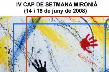27 – EXPOSICIÓ FOTOGRÀFICA DEL IV CAP DE SETMANA MIRONIÀ