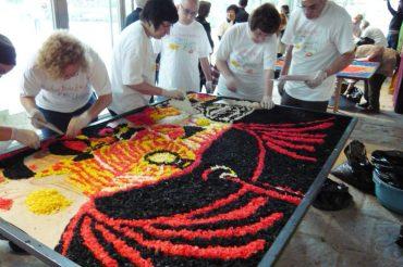 21 – L'Any del tapís: Sant Cugat / Mont-roig