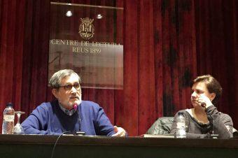 """110 – LLIBRE """"JOAN MIRÓ I MONT-ROIG: EL XISCLE DE L'ORENETA (1930-1983)"""" A REUS"""