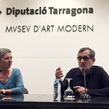 """106 – LLIBRE """"JOAN MIRÓ I MONT-ROIG: EL XISCLE DE L'ORENETA (1930-1983)"""" A TARRAGONA"""
