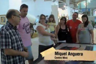 73 – EL CENTRE MIRÓ A TV3