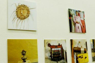 """78 – EL """"SOL DE PALMES"""", DEL CENTRE MIRÓ, EN UNA EXPOSICIÓ A TARRAGONA"""